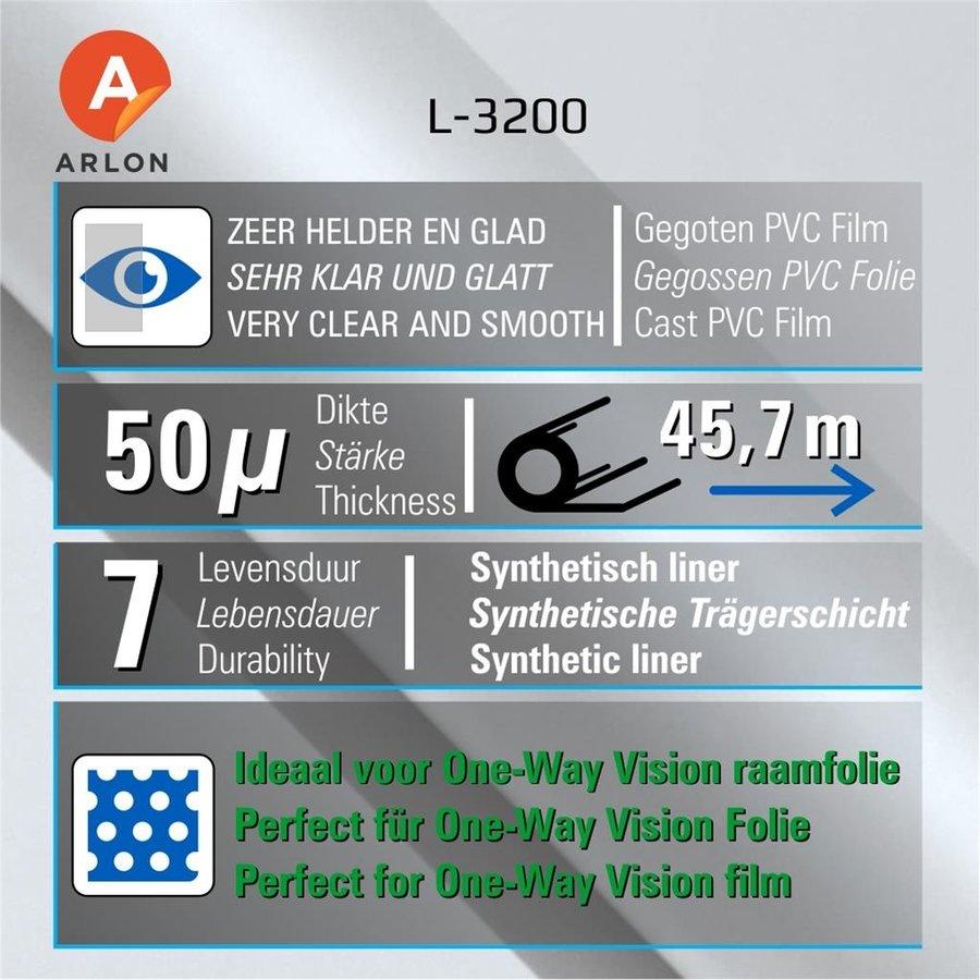 Arlon L-3200 OpticalClear 152 cm-2