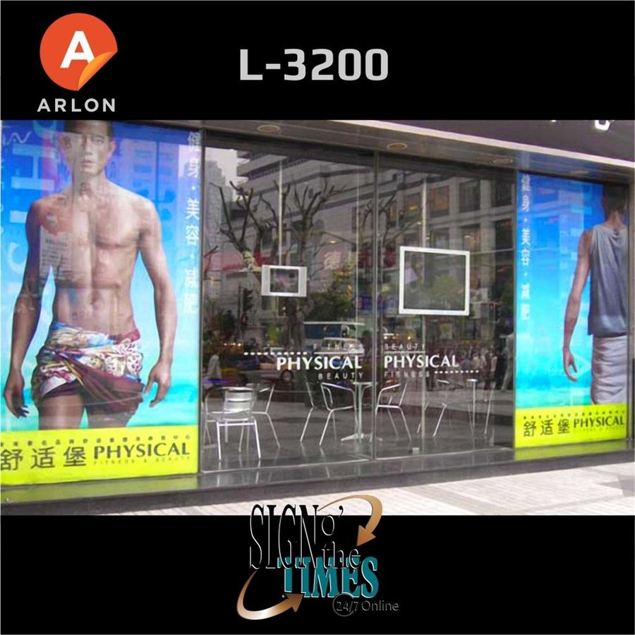 Arlon L-3200 OpticalClear 152 cm-9
