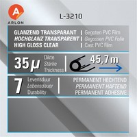 thumb-Arlon L-3210 Glanz 137 cm-2