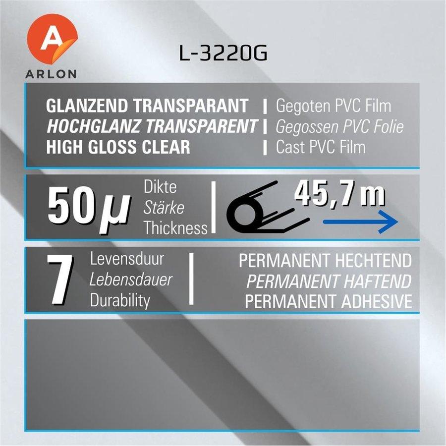 Arlon L-3220G Glanz 152 cm-2