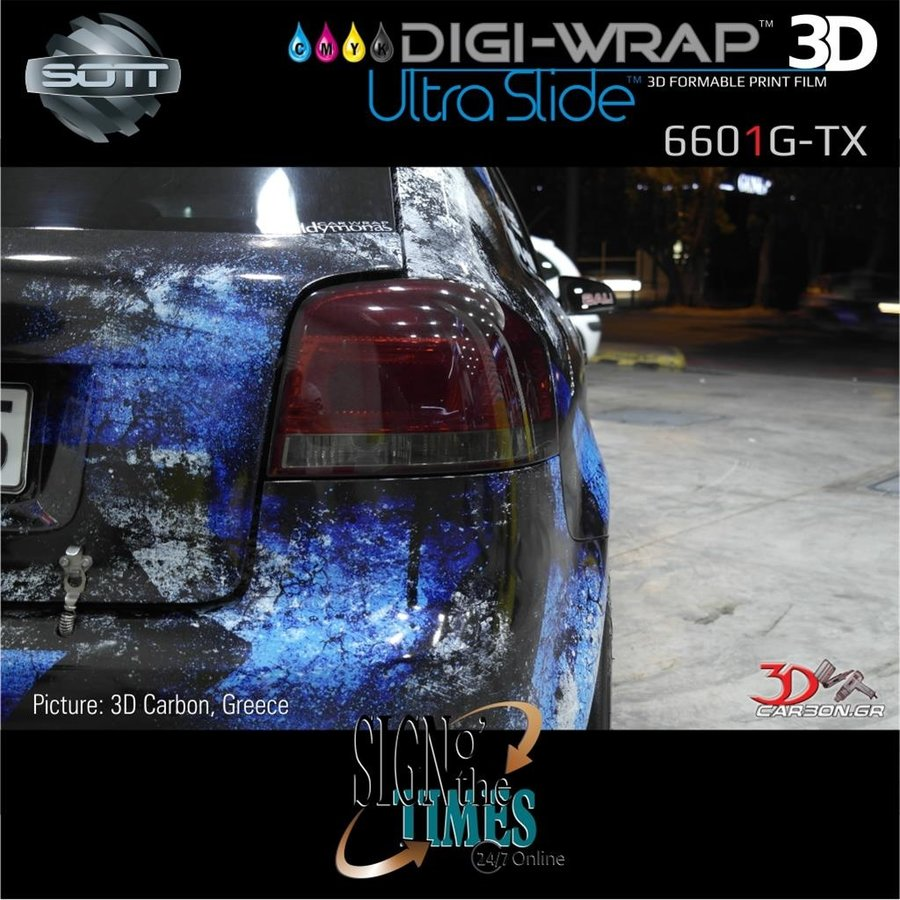 DP-6601G-TX-152  DigiWrap 3D UltraSlideTM-10