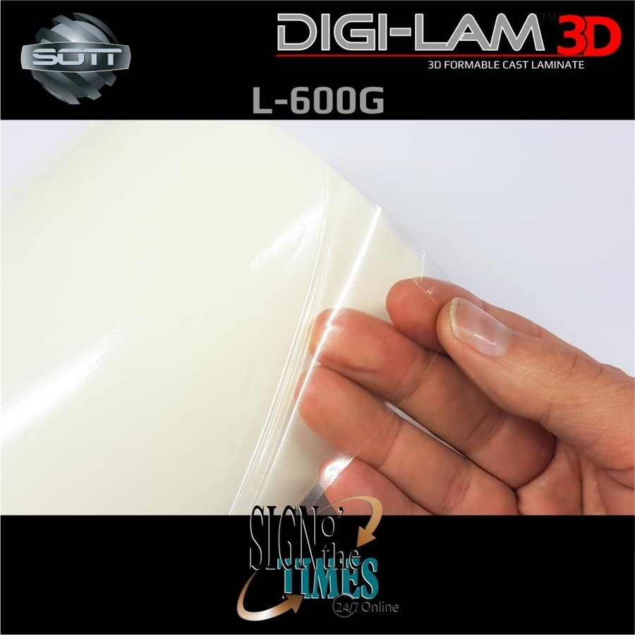L-600G DIGI-LAM™3D Glanz Laminat Gegossen 137 cm-7