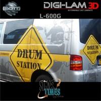thumb-L-600G DIGI-LAM™3D Glanz Laminat Gegossen 137 cm-9