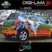thumb-L-600G DIGI-LAM™3D Glanz Laminat Gegossen 137 cm-10