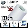 SOTT® L-600M DIGI-LAM™3D Matt Laminat Gegossen 137 cm