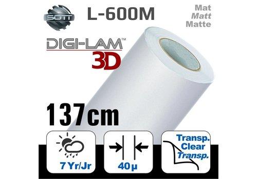 SOTT® L-600M-137 cm Matt