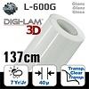 SOTT® L-600G DIGI-LAM™3D Glanz Laminat Gegossen 137 cm
