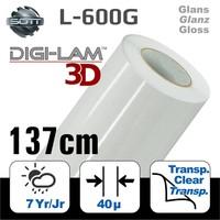 thumb-L-600G DIGI-LAM™3D Glanz Laminat Gegossen 137 cm-1
