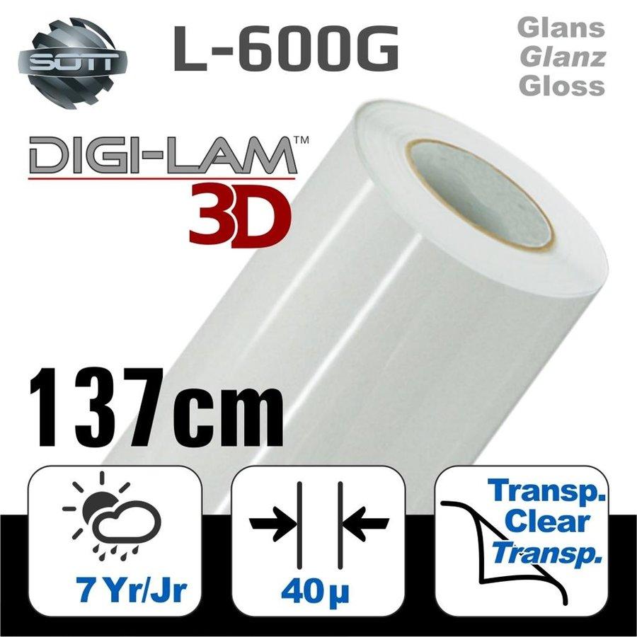 L-600G DIGI-LAM™3D Glanz Laminat Gegossen 137 cm-1