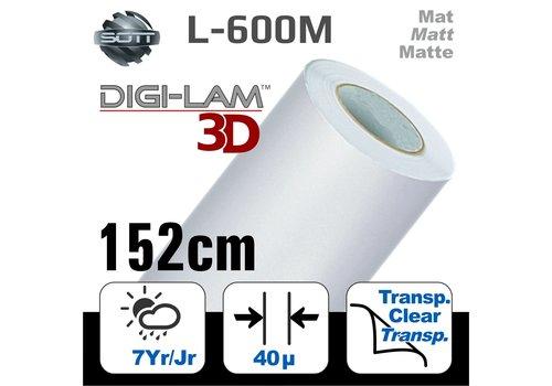 SOTT® L-600M - 152 cm Matt