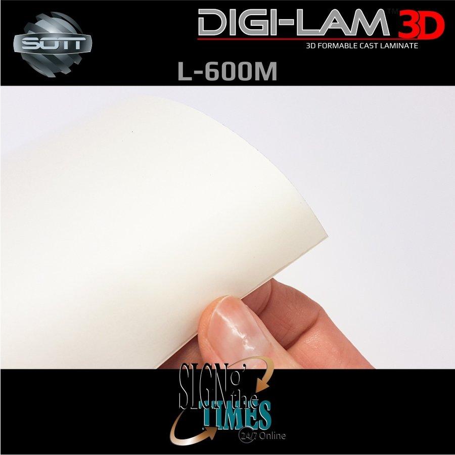 L-600M DIGI-LAM™3D Matt Laminat Gegossen 152 cm-3