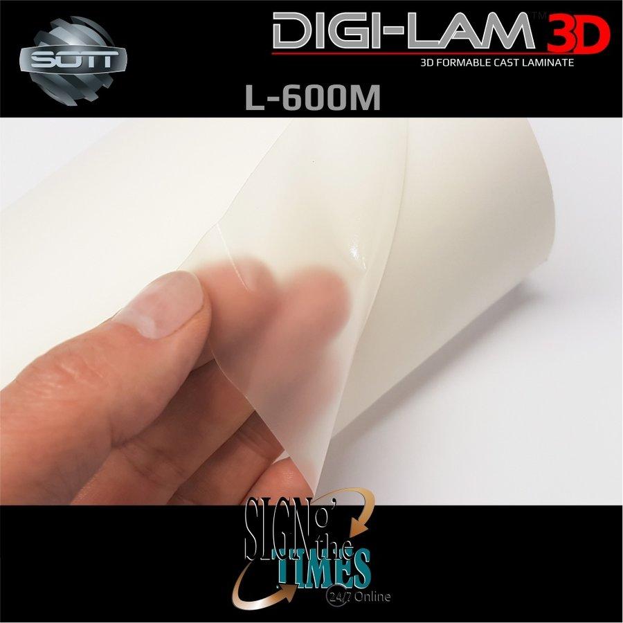 L-600M DIGI-LAM™3D Matt Laminat Gegossen 152 cm-5