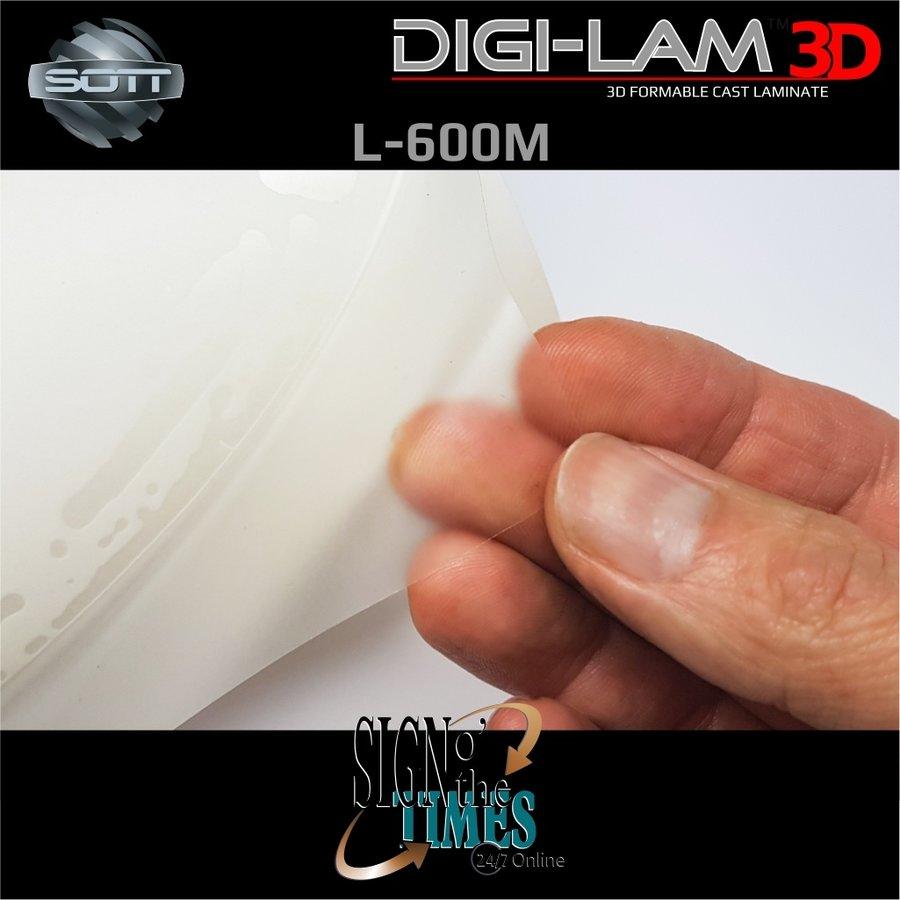 L-600M DIGI-LAM™3D Matt Laminat Gegossen 152 cm-6