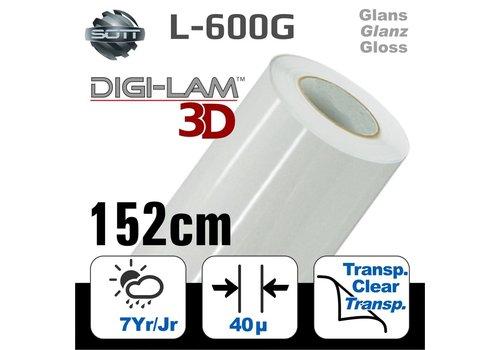 SOTT® L-600G - 152 cm Glanz