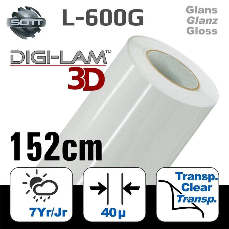 L-600G DIGI-LAM™3D Glanz Laminat Gegossen 152 cm-1