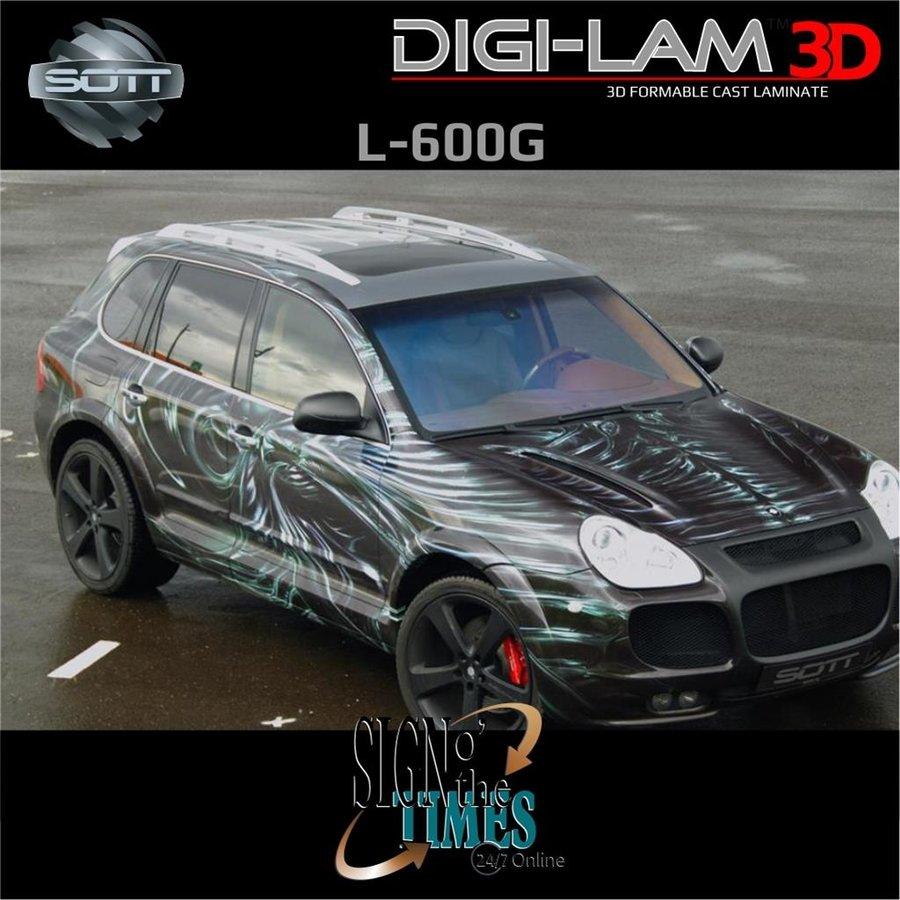 L-600G DIGI-LAM™3D Glanz Laminat Gegossen 152 cm-5
