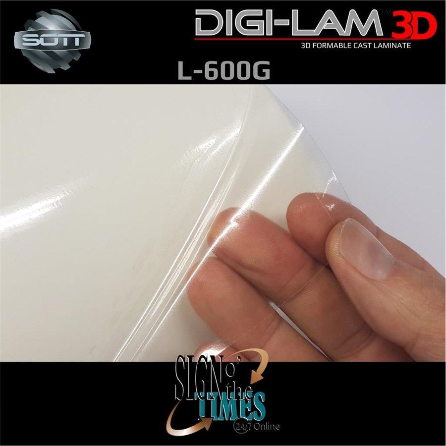 L-600G DIGI-LAM™3D Glanz Laminat Gegossen 152 cm-8
