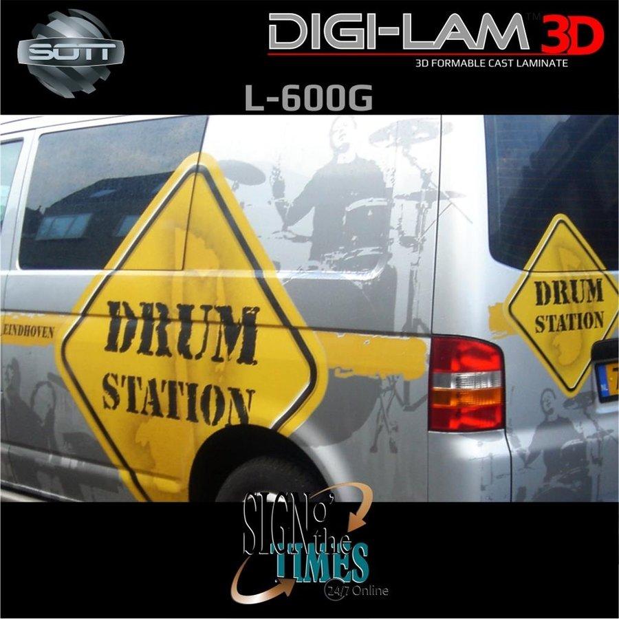 L-600G DIGI-LAM™3D Glanz Laminat Gegossen 152 cm-9