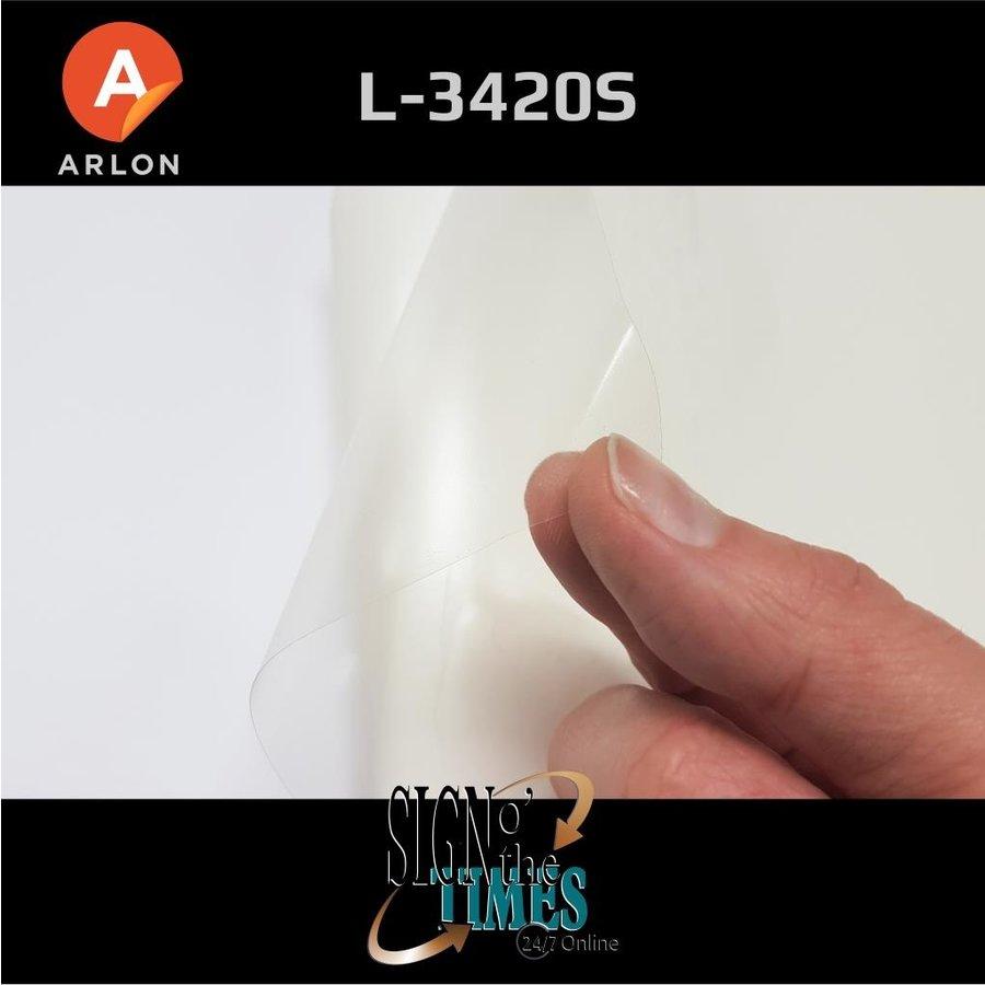 L-3420 Seidenmatt Laminat Polymer -137 cm-3