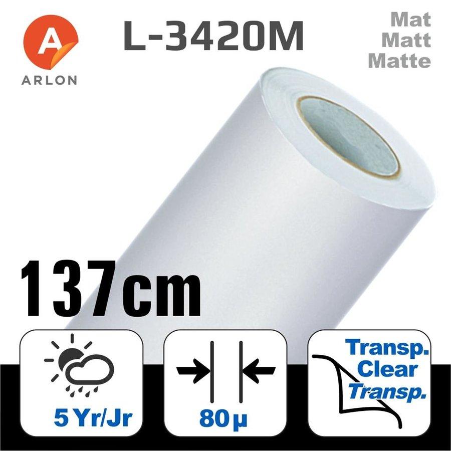 L-3420 Matt Laminat Polymer -137 cm-1