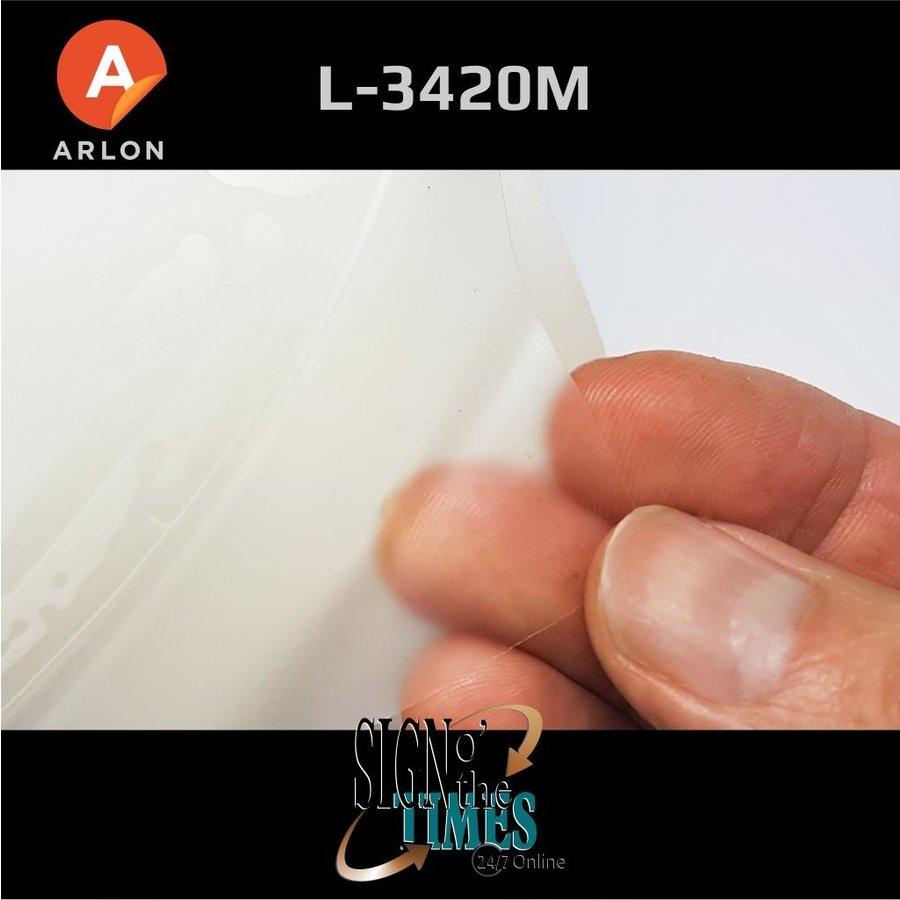 L-3420 Matt Laminat Polymer -137 cm-3