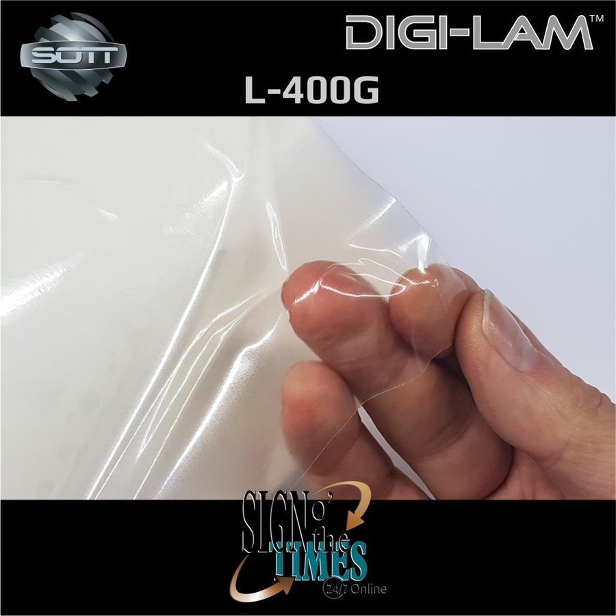 L-400 DIGI-LAM Polymer Laminat Glanz 152 cm-7