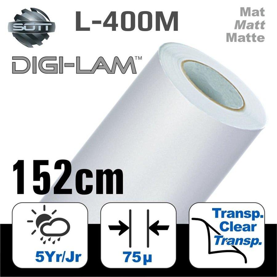 L-400 DIGI-LAM Polymer Laminat Matt 152 cm-1