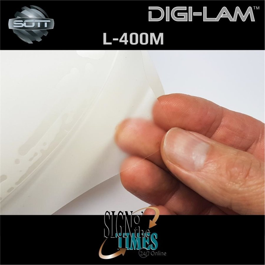 L-400 DIGI-LAM Polymer Laminat Matt 152 cm-6