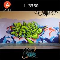 thumb-L-3350-137 cm Anti-Graffiti Laminat-5