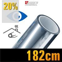 thumb-Reflection 20 Silber -182 cm-1