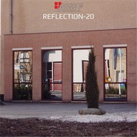 Reflection 20 Silber -182 cm