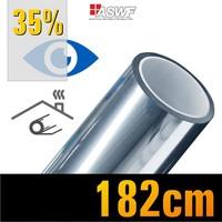 thumb-Reflection 35 Silber -182 cm-1