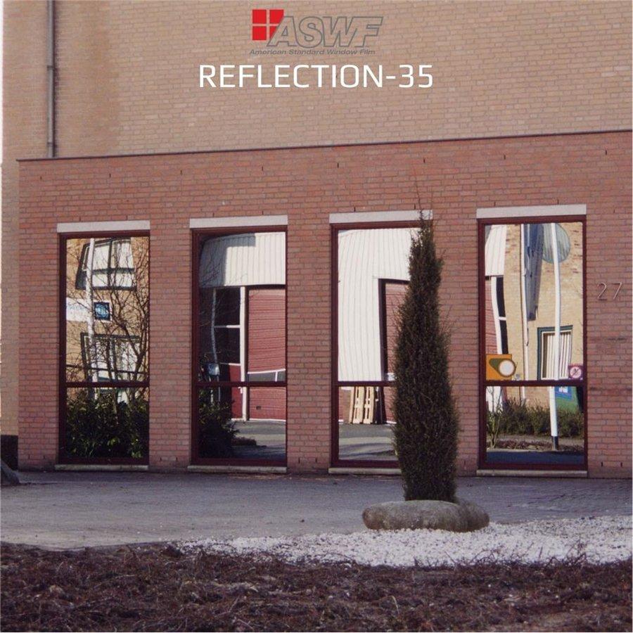 Reflection 35 Silber -182 cm-3