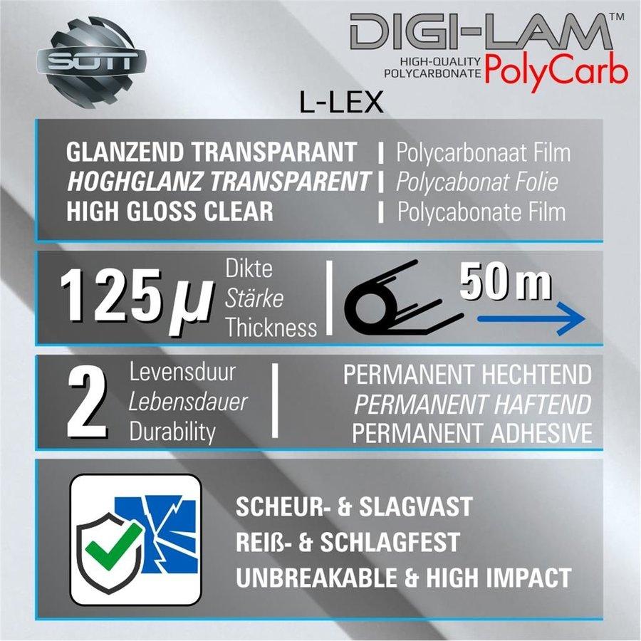 L-LEX-137 cm DigiLam PolyCarb™-2
