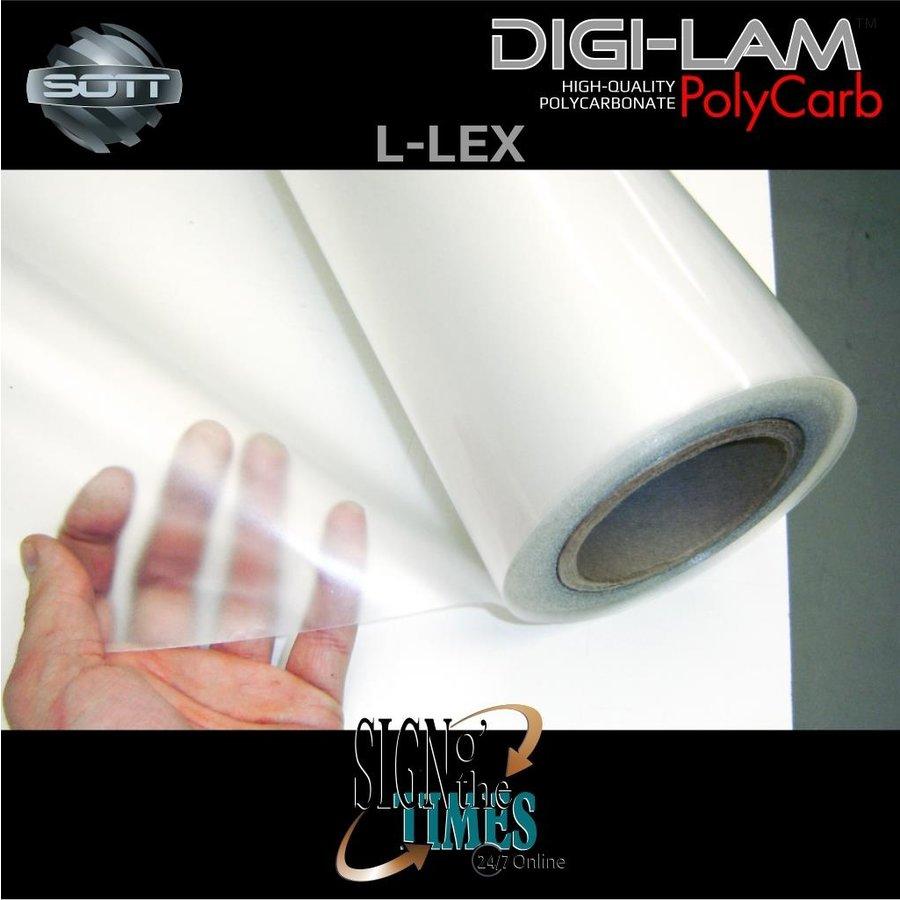 L-LEX-137 cm DigiLam PolyCarb™-3