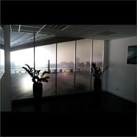 thumb-Glasdekor Folie X-Ct Etched Glass PVC -122cm-2