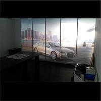 thumb-Glasdekor Folie X-Ct Etched Glass PVC -122cm-3