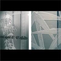thumb-Glasdekorfolie X-Cast Ätzglas PVC -152 cm-4