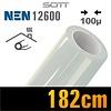 SOTT® Schutzfolie Safety100 Glasklar EN12600 -182 cm
