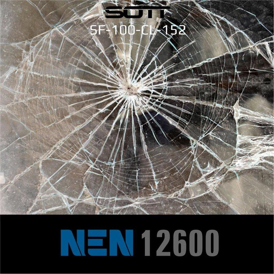 Schutzfolie Safety100 Glasklar EN12600 -182 cm-3