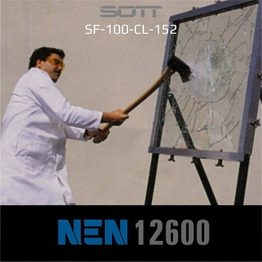 Schutzfolie Safety100 Glasklar EN12600 -182 cm-4