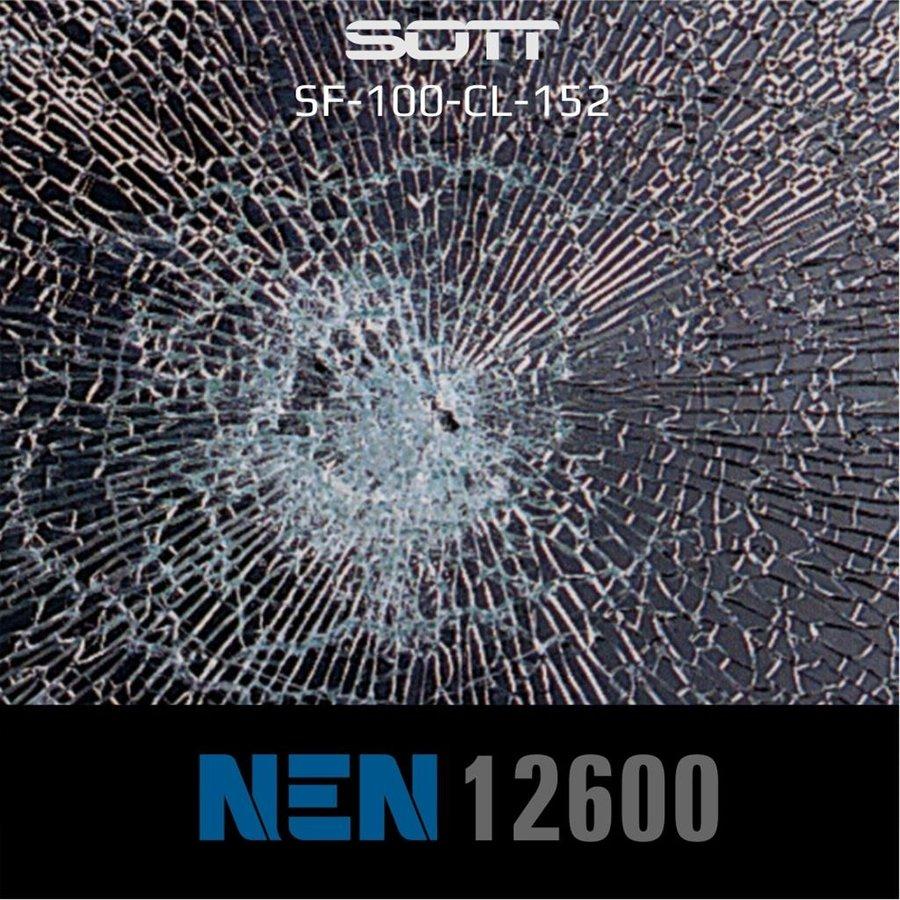 Schutzfolie Safety100 Glasklar EN12600 -182 cm-6