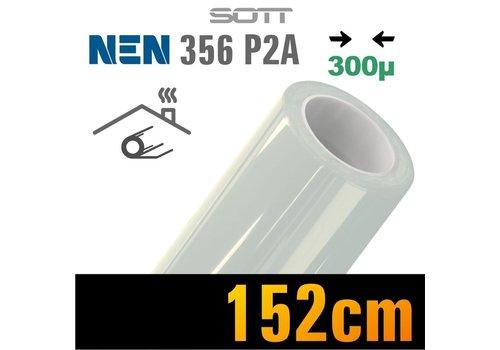 SOTT® SC-300-P2A-152  Security300 P2A Glasklar EN 356 P2A -1