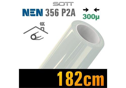 SOTT® SC-300-P2A-182  Security300 P2A Glasklar EN 356 P2A -1