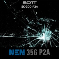 thumb-SC-300-P2A-182  Security300 P2A Glasklar EN 356 P2A -1-3
