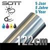 SOTT® DP-BRUSHED STEEL-122