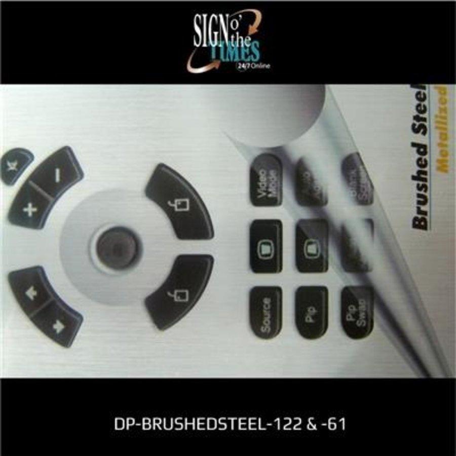 DP-BRUSHED STEEL-122-4