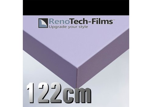 Renotech RTF-SC-O3-122 Matt lila leicht strukturiert