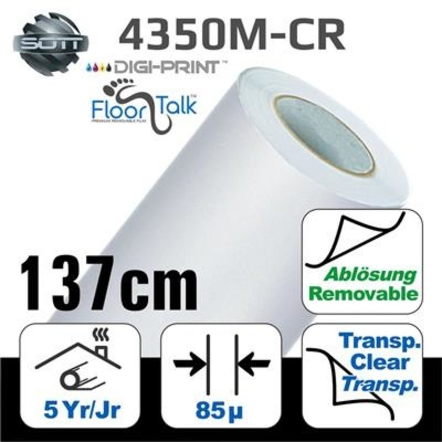 DP-4350M-CR-137 DigiPrint FloorTalk85 Fußbodenfolie-1