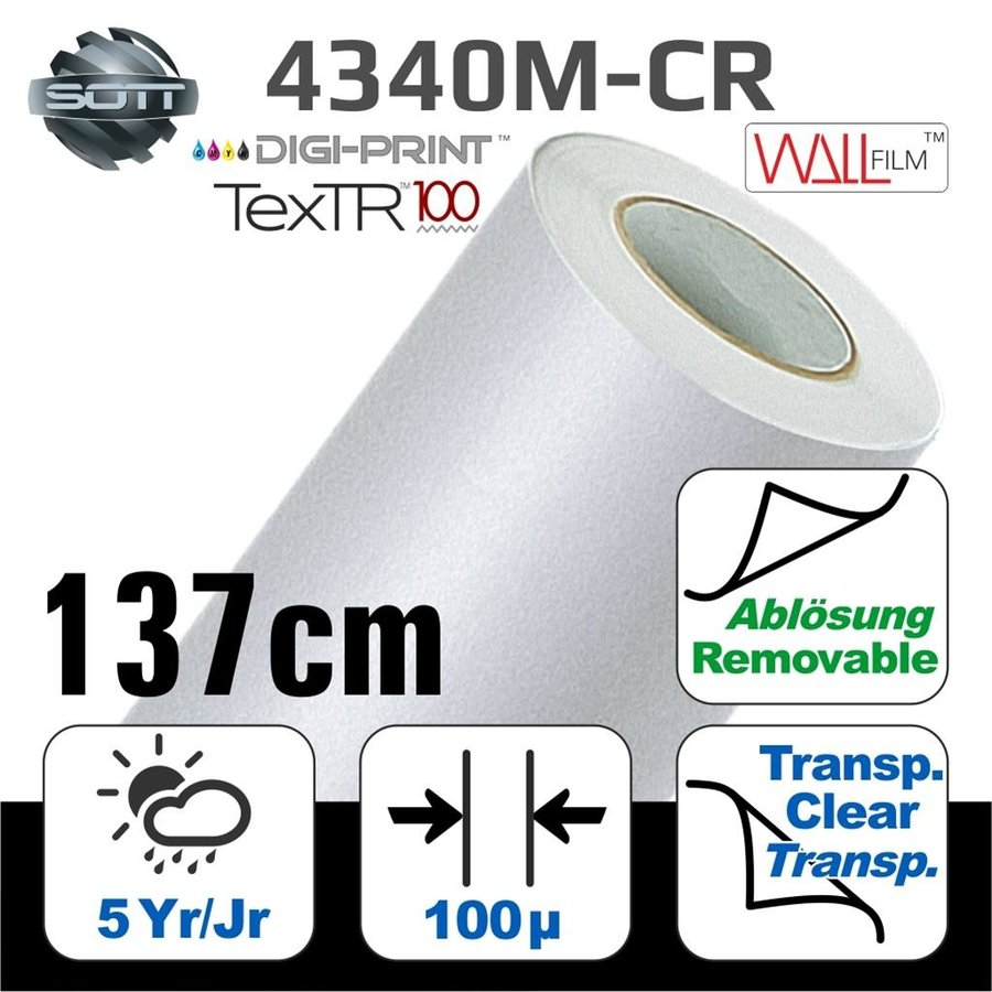 DP-4340M-CR-137 DigiPrint TexTR100™ Fabric Polyester-1